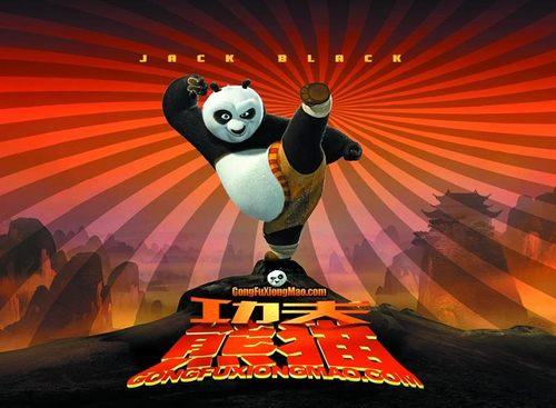 《功夫熊猫》暗藏职场秘笈图片